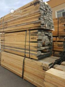 چوب راش به صورت عمده