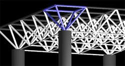 سازه فضاکار|قیمت سازه های فضاکار|شرکت های اجرای انواع سازه فضاکارسازه فضاکار - قیمت سازه فضاکار